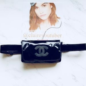 Authentic Chanel VIP Gift Belt Bag